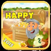 Gold Miner Happy - Dao Vang 2