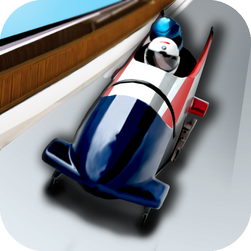 Sledge Race 3D 模擬 LOGO-阿達玩APP