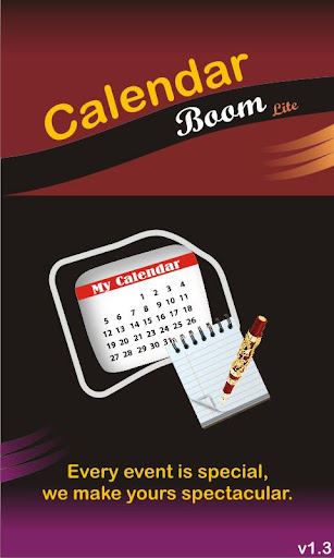 日曆免費活動提醒