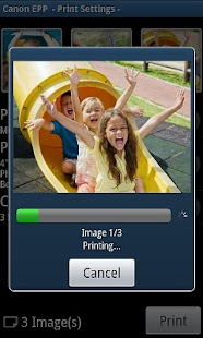 Canon Easy-PhotoPrint - screenshot thumbnail