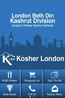 Screenshot of KLBD Kosher London