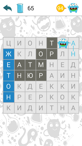 Филворды: поиск слов для планшетов на Android