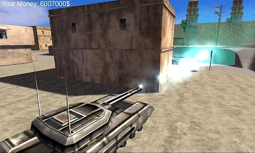 Tanks Online - screenshot thumbnail