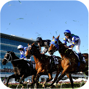3D Horse Racing Wallpaper 個人化 App LOGO-APP試玩