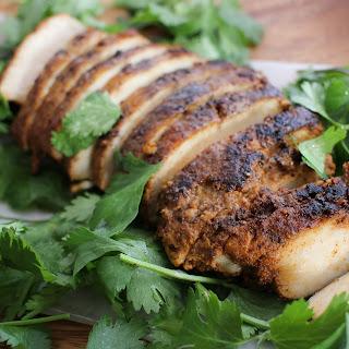 Amazing Chicken Shawarma.