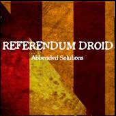 Referendum Droid (Catalonia)
