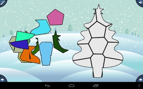 Games for Kids: Shape Puzzle  1.1   screenshot
