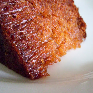 Malaysian Honeycomb Cake.