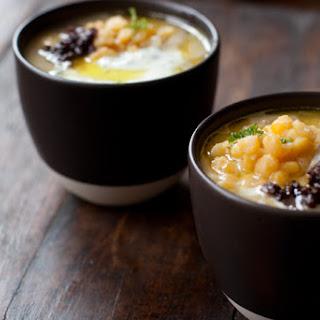 Yellow Split Pea Soup.