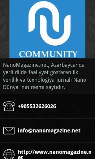 【免費新聞App】Nano Magazine-APP點子