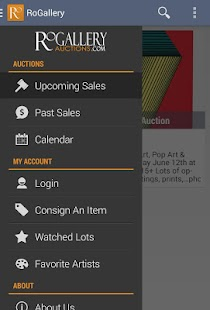 RoGallery Auctions- screenshot thumbnail