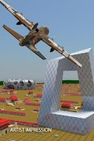 Screenshot of Flight Stunts Lite