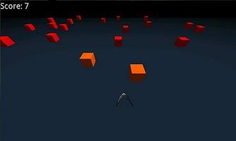 Screenshot of Cube Runner 2
