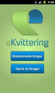 eKvittering - screenshot thumbnail