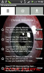 ChronicInsomnia- screenshot thumbnail