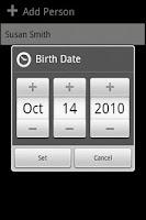 Screenshot of CelebMatch