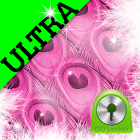 Ultra Cute Pink Peacock Locker icon