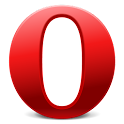 Opera Mini web browser logo