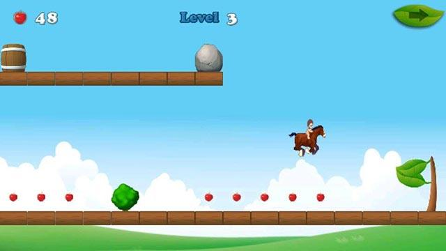 Horse Game Adventure- screenshot