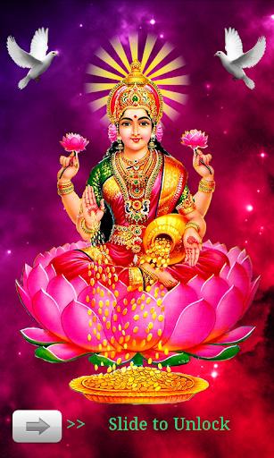 Vara Laxmi Lock Screen