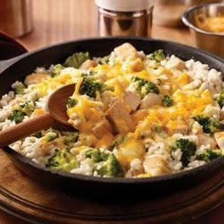 Easy Chicken and Broccoli.