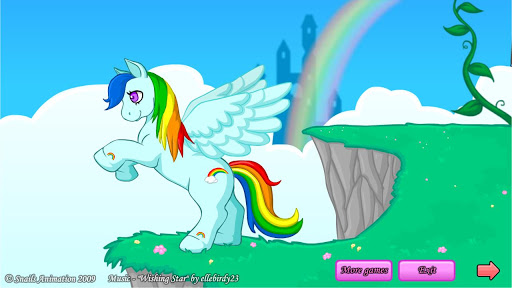 Dream Pony - Dress Up