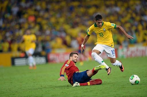 2014 年的足球世界