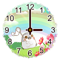 Pesoguin Paper Clocks Widget