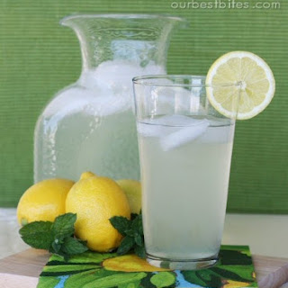 Fresh-Squeezed Lemonade.