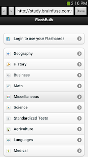 Brainfuse HelpNow - screenshot thumbnail