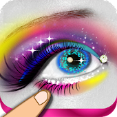 Eye Makeup Fun! Dressup Game
