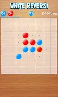 White Reversi - screenshot thumbnail