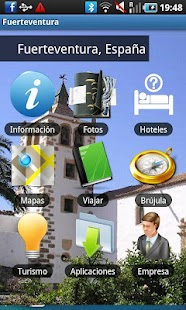 Viajes a Fuerteventura España - screenshot thumbnail