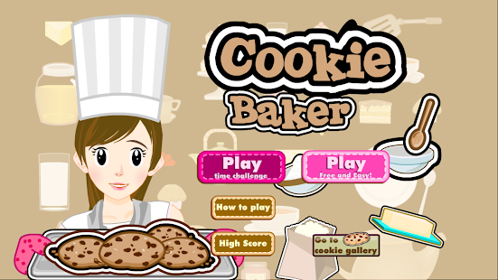 Cookie Baker 教育 App-愛順發玩APP