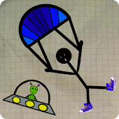Parachute Boy (Beta!)