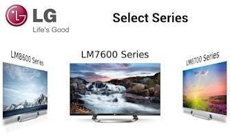 Screenshot of LG Showroom 2012