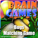 Bugs Matching Game icon