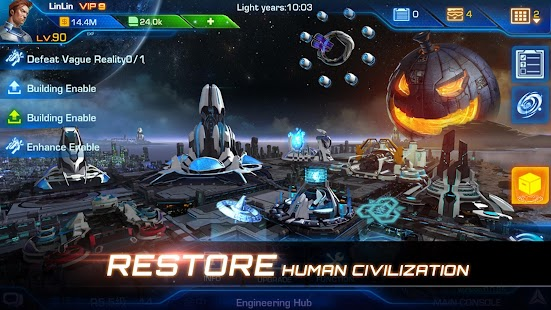 Galaxy Legend Screenshot 8