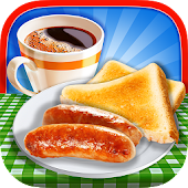 Breakfast Food Maker - Free!