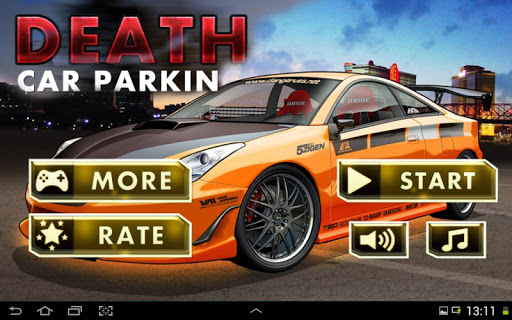 Car Parking Game - 3D