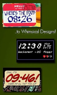 One More Clock Widget Free- screenshot thumbnail