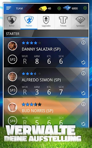 android TAP SPORTS BASEBALL 2015 Screenshot 10