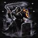 Reaper Flames Live Wallpaper