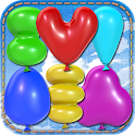 Balloon Drops - Match 3 puzzle icon