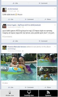 Facebook 2in1 - screenshot thumbnail