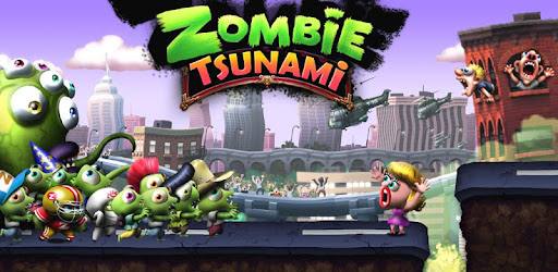 download zombie tsunami unlimited money and gems