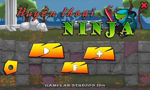 Huyen Thoai Ninja-Huyen Thoai