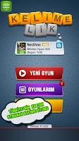 Screenshot of Kelimelik