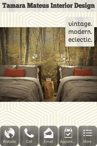 Tamara Mateus Interior Design