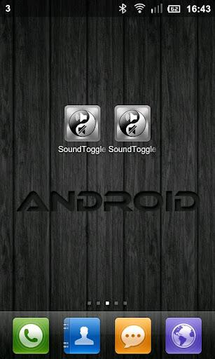 Sound Toggle And Lock